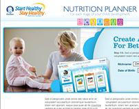 Gerber Nutrition Planner - Proposal