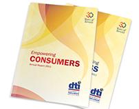 DTI Annual Report 2011 (Consumer)