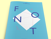 A guide on how to design your own font