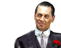Boardwalk Empire Illustrations