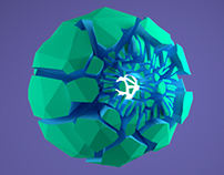 3D GIF's   The Planet Series