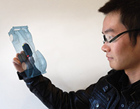 Graduate research part 3: Concept user interface