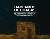 BOOK DESIGN - Hablamos de Chagas