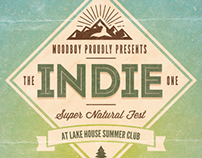 Indie Nature Fest Poster