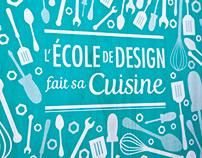 Factorev : L'École de Design fait sa cuisine -