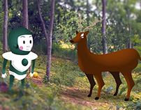 Animation   The Earth Gardener