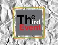 The Third Event (Zine Cover)