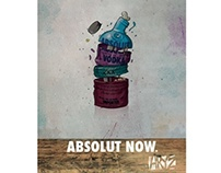 Absolut NOW /