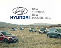 Hyundai - Santa Fe Adventure