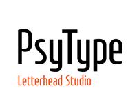 PsyType Typeface