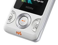 Sony Ericsson – W205 Walkman™