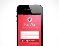 FavWa Mobile Application