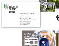 New corporate design for Elisabeth-Selbert-Schule