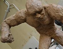 Power Punch ~ Sculpture