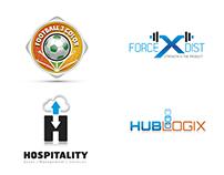 """Logos Collection """"EFH"""""""
