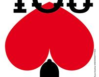 HIV PREVENTION MAGAZINE AD