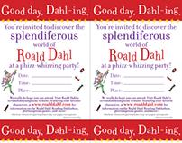 Roald Dahl Reading Dahlathon