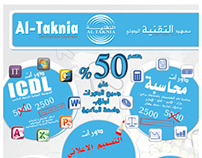 Al Taknia | Poster