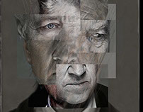 David Lynch Portrait.