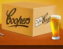 Coopers DIY beer