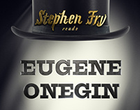 Stephen Fry reads Eugene Onegin