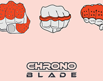 Chrono Blade Poster for OUYA Game Console