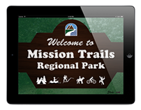 Mission Trail Interactive Application