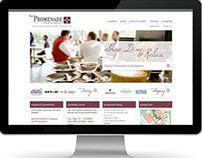 Promenade Shopping Center - Website