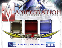 Manifestation CCS: Past Age (Series I) Style 01