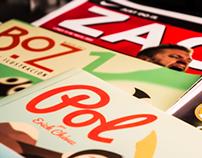 Editorial design (2013)