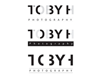 TOBY H   logo&typography
