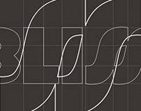 Motor yacht Bliss, 44m | Logo design