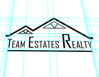 TEAM ESTATES REALTY Branding