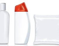 white packs