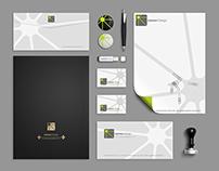 Identity / Branding / Stationery / Mock up
