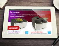 Misco UK Ltd: B2B eMail Marketing selection