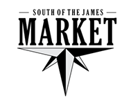 South of the James Market Logos