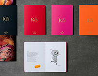cocktail menu book for miss kō