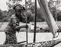 Pescatori del Sud del Benin