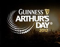 Guinness Arthur's Day 2012