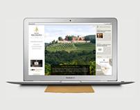 Barone Ricasoli - tours and events micro sites design