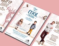 Bayfair Shopping Centre - Winter Campaign
