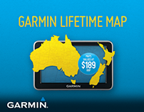 Garmin - Map Promotion & Redemption System