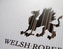 Logo & Branding - Welsh.Roberts
