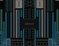 DEKKO - Pattern Fonts