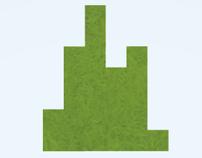 Minimal Monday - Minecraft Poster