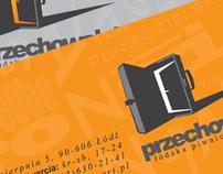 Przechowalnia Club - corporate identity