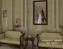 Diwan Amiri Interior Concept