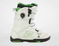 K2 Snowboarding Mens Boots 2012-13