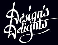 Design's Delights  logotype